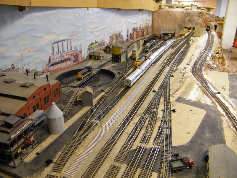 Pikemasters Dc Intermixed Ho Amp Hon3 Scale Layout